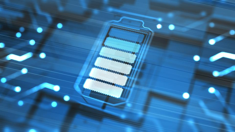 Battery Technology for IoT Sensor devices