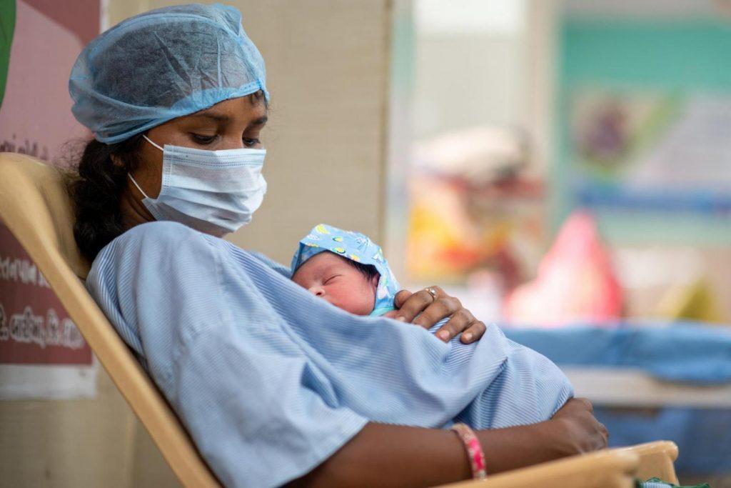 Birthing during a pandemic